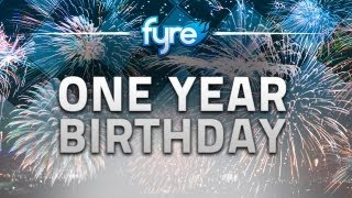 FyreUK's One Year Birthday + New Podcast!