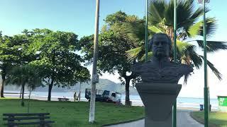 19.2.2019 Bom dia, Santos! Manhã de Céu Azul