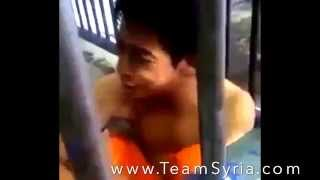 Allah-SWT.com Boy Reciting Quran in jail!!! amazing recitation - TeamSyria.com
