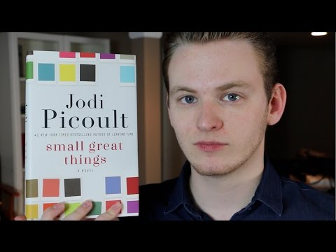 Institutional Racism in Small Great Things by Jodi Picoult | Spoiler-Free Review & Discussion