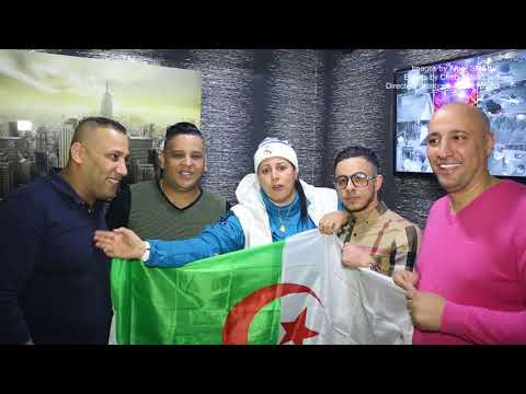 CHEB MOURAD VS CHEB SALAH (видео)