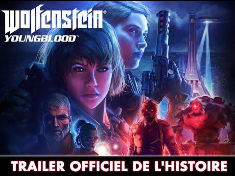 Bande-annonce pour la date de sortie de Wolfenstein: Youngblood