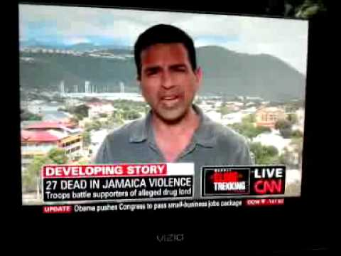 CNN BLOOPER ABOUT REPORTER FUNNY