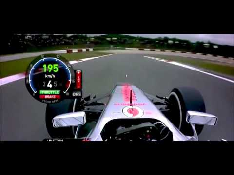 Nurburgring F1 2013 Jenson Button Onboard Lap
