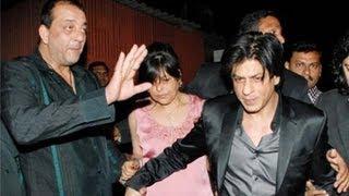 Sanjay Dutt & Shahrukh Khan Drunk