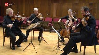 Náhled - Kvarteto Martinů zahrálo pro přátele hudby