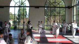 Team-M Taekwondo: Poomsae Seminar With Mteam @ Stanford University