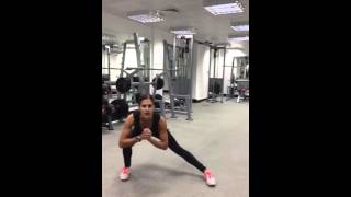 Quickie Legs Workout