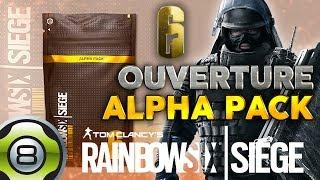 Video OUVERTURE DE 57 ALPHA PACK !! 🎁 - Rainbow Six Siege FR MP3, 3GP, MP4, WEBM, AVI, FLV Oktober 2017