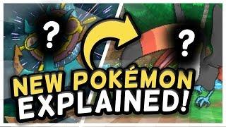 ALL NEW POKEMON EXPLAINED!! - Pokémon Sun and Moon Data Mine Part 1 by Tyranitar Tube