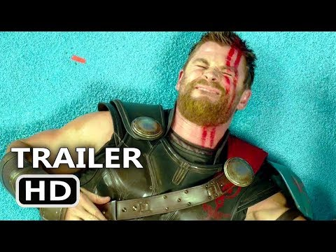 THOR RAGNAROK -  Bloopers and Deleted Scenes from BLU-RAY - Superhero Movie HD