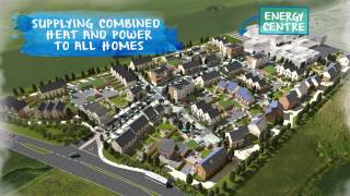 Bicester United Kingdom  City new picture : A2Dominion - the UK's first eco town, North West Bicester