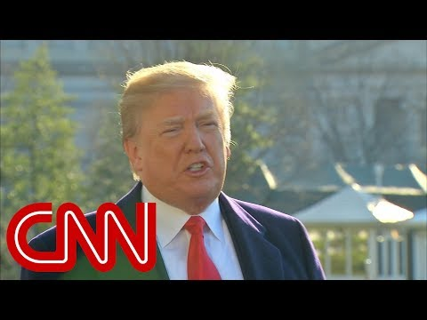 Trump tells media why he fired Rex Tillerson