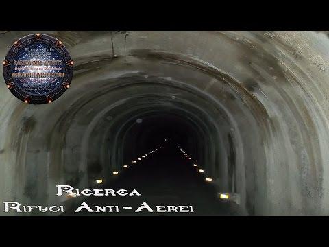 Fantasmi nei rifugi antiaerei di Varese?