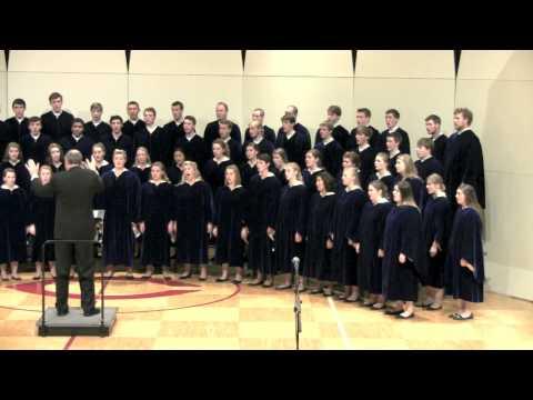 The Concordia Choir -Children of the Heavenly Father arr. René Clausen