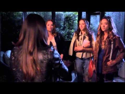 Pretty Little Liars - The Cabin part 1 4x15