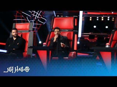 العرب اليوم - حماقي يؤكّد أن عصام سرحان وشيماء عبد العزيز أصوات منفردة