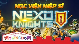 Đồ chơi lắp ráp LEGO NEXO Knights - Sự kiện Học Viện Hiệp Sĩ NEXO Knights 13-05-2016 - MYKINGDOM