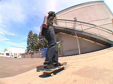 Mainline Skate Shop Oscar Meza