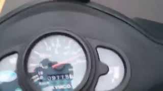 10. Kymco Agility 50cc Cruising Hawaii 50+mph