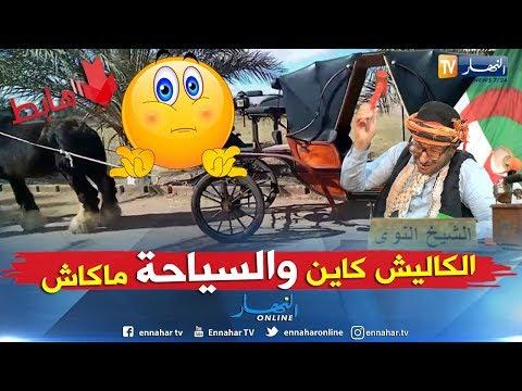 الشيخ النوي: السياحة والكاليش..