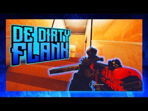 DE DIRTY FLANK! - R6S Random & Funny Moments [#40] (видео)