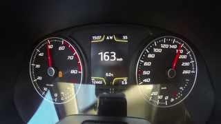 Seat Leon FR 1.8 TSI 0-171 km/h