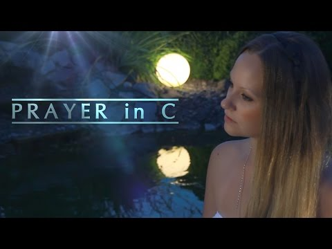 Lilly - Hi! Finally a new cover :-) Prayer In C Lilly Wood & Robin Schulz This is one of my favorite songs in this summer. I hope you like it too!! ♥greets Chàrlee M. Lilly Wood & The Prick and...