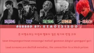 Big Bang - Bang Bang Bang [Hangul/Romanization/English] Color & Picture Coded HD, bang bang bang, bang bang bang mv, bang bang bang bigbang, bigbang bang bang bang