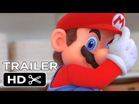 Super Mario Bros.: The Movie (2021) - Animated Teaser Trailer HD