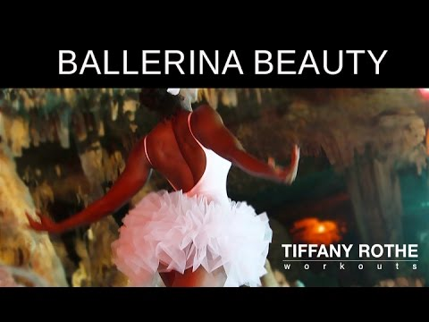 10 Minute Ballerina Beauty, Long Legs, Tight Booty Workout by Tiffany Rothe