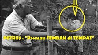 "Video ""PETRUS"" Sniper Misterius PAHLAWAN di ERA Presiden Suharto.Benarkah MILITER TNI Indonesia Terlibat? MP3, 3GP, MP4, WEBM, AVI, FLV Maret 2018"