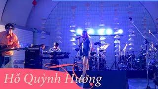 Hồ Quỳnh Hương tập cùng ban nhạc GypsyQueen (Nhật Bản) để chuẩn bị cho chương trình Festival Japan 2017 diên ra tại...