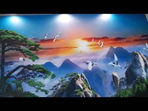Tranh Phong Thủy Cực Đẹp Cho Người Mệnh Hỏa (Thiên Thượng Hỏa).