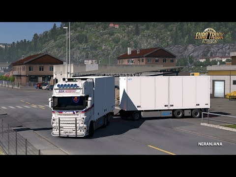Tandem Addon for RJL Scania RS & r4 by Kast 1.33.x