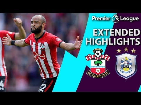 Southampton v. Huddersfield | PREMIER LEAGUE EXTENDED HIGHLIGHTS | 5/12/19 | NBC Sports