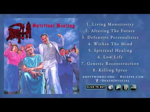 DEATH - 'Spiritual Healing' Reissue (Full Album Stream) (видео)