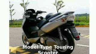 6. 2006 KYMCO Xciting 500 -  Engine Details