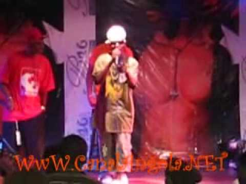 Big Nelo Ft Negro Bwe & Cage1 - Teu Sumo Live @ Miami Beach