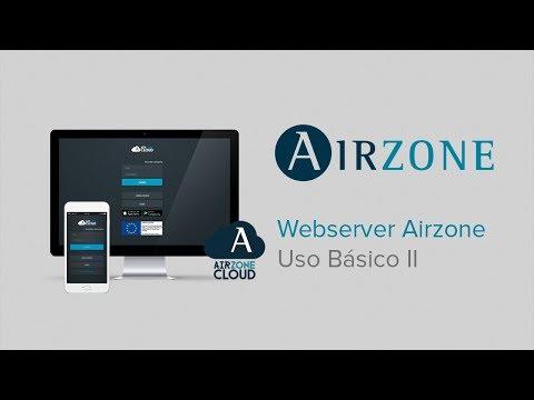 Airzone Cloud: uso básico II
