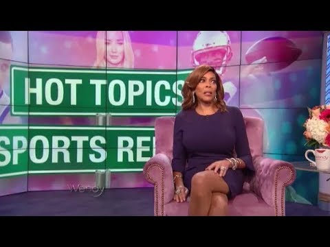 Wendy Williams - When Sports intersects with Hot Topics