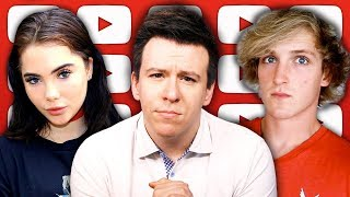 Video Why A Controversial Change Has The Internet Angry at Logan Paul, Youtube, and More... MP3, 3GP, MP4, WEBM, AVI, FLV Januari 2018