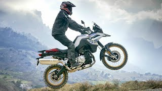 7. 2018 BMW F 850 GS - Travel Enduro with Strong Character