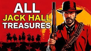 Video Red Dead Redemption 2: ALL Jack Hall Gang Treasure Locations MP3, 3GP, MP4, WEBM, AVI, FLV April 2019