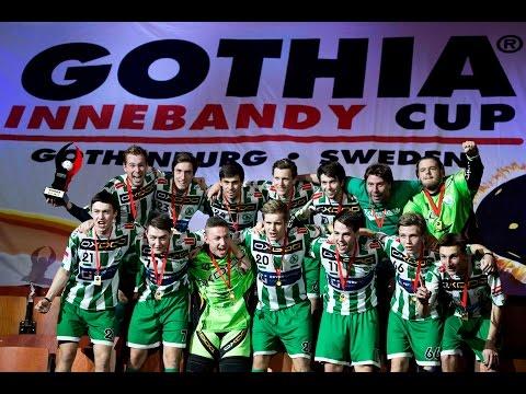 gothiainnebandycup finále b18 sestřih gólů