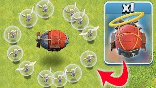 "Video HOLY BLIMP SIEGE TROLL ""Clash Of Clans"" JUST GO WITH IT.... MP3, 3GP, MP4, WEBM, AVI, FLV Juni 2019"