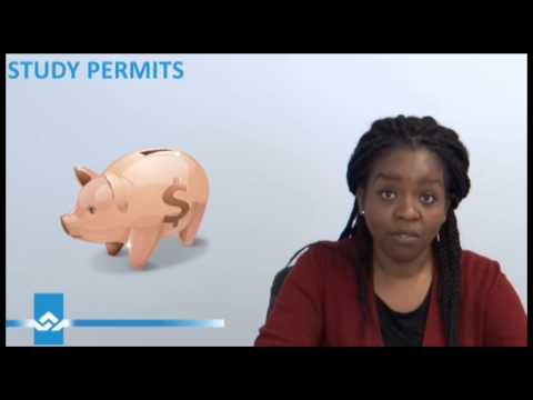 Study Permit Requirements Video