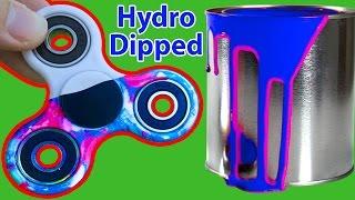 Video 1000MPH FIDGET SPINNER (HYDRO DIP!) MP3, 3GP, MP4, WEBM, AVI, FLV Mei 2017