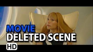 """Iron Man 2 (2010) Deleted Scene """"The Sub-Orbital Jet"""""""