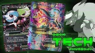 Pokémon Cards - Mega Gardevoir EX Deck Profile! | Deck Tech Thursday #18! by The Pokémon Evolutionaries